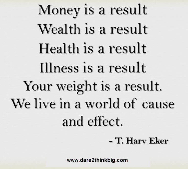 T Harv Eker Quote